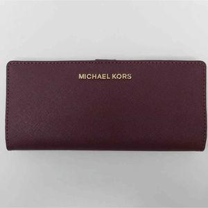 NWOT Michael Kors Bifold Wallet Credit Card Slots